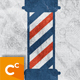 Barber Shop Flyer/Poster v2 - GraphicRiver Item for Sale