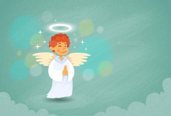 Valentine's Angel Cupid Saint Valentine