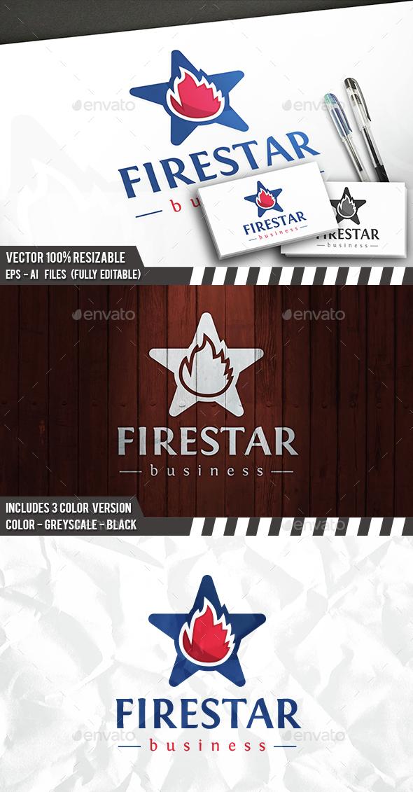 Fire Star Logo