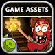Miner Block - Game Assets - GraphicRiver Item for Sale