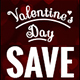 Valentine's Day Banner Ad - GraphicRiver Item for Sale