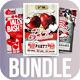 Valentine Flyer/Poster Bundle Vol.4 - GraphicRiver Item for Sale