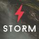 Storm - Creative Multi-Purpose WordPress Theme - ThemeForest Item for Sale