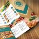 Clean Food Menu 03 - GraphicRiver Item for Sale
