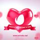 Valentine's Day Logo Reveal - VideoHive Item for Sale