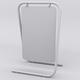 Folding Swing Sign - 3DOcean Item for Sale