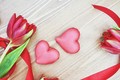 Creative decoration for Valentine's Day. - PhotoDune Item for Sale