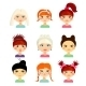 Avatar Set With Womens Of Different Ethnicity - GraphicRiver Item for Sale
