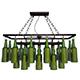 Pendant Lamp Beer Bottles - 3DOcean Item for Sale