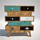 Chest Kare Design BABALOU - 3DOcean Item for Sale