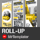 Corporate Roll-up Vol.5 - GraphicRiver Item for Sale