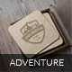 24 Adventure Badges - GraphicRiver Item for Sale