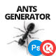 Ants Generator - GraphicRiver Item for Sale