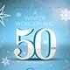 Winter Birthday Invitation Template  - GraphicRiver Item for Sale