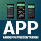 Modern App Presentation / IOS - VideoHive Item for Sale