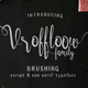Vroffloow family Typeface - GraphicRiver Item for Sale