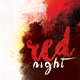 Red Night Flyer - GraphicRiver Item for Sale