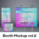 Trade Show Booth Mockups vol.2 - GraphicRiver Item for Sale