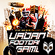 Urban Football Game Flyer - GraphicRiver Item for Sale