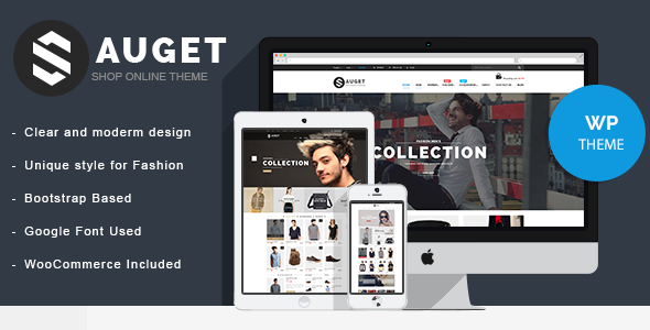 Sauget – Multipurpose WooCommerce Theme Free Download