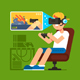 VR Gaming - GraphicRiver Item for Sale