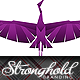 Download Purple Crane Logo from GraphicRiver