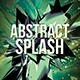 Abstract & Splash Flyer Design - GraphicRiver Item for Sale