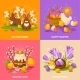 Set Of Easter Spring Holiday Concepts - GraphicRiver Item for Sale