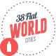 Flat World Cities - GraphicRiver Item for Sale