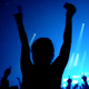 Crowd Partying at a Rock Concert - VideoHive Item for Sale