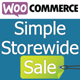 WooCommerce Simple Storewide Sale - CodeCanyon Item for Sale