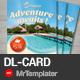 Travel DL Flyer - GraphicRiver Item for Sale
