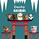 Dashy Animal - CodeCanyon Item for Sale