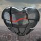 3D Broken Heart Flyer - GraphicRiver Item for Sale