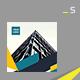 Architecture Square Brochure  - GraphicRiver Item for Sale