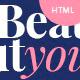 Beauty, Hair & Spa Salon HTML Template - ThemeForest Item for Sale