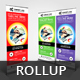 Business Roll Up Banner V27 - GraphicRiver Item for Sale
