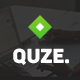 QUZE. — Business PSD Template - ThemeForest Item for Sale