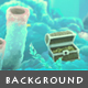 Underwater World - Game Background  - GraphicRiver Item for Sale