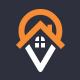 Home Finder Logo Template - GraphicRiver Item for Sale