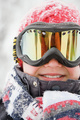 Boy wearing ski goggles - PhotoDune Item for Sale