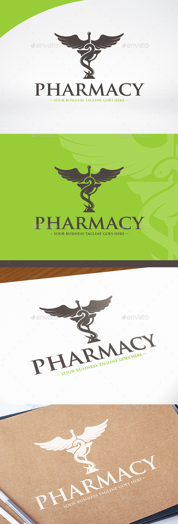 Pharma Graphics, Designs & Templates from GraphicRiver