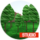 Low Poly render studio vray for CINEMA 4D - 3DOcean Item for Sale