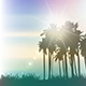 Retro Palm Trees - GraphicRiver Item for Sale
