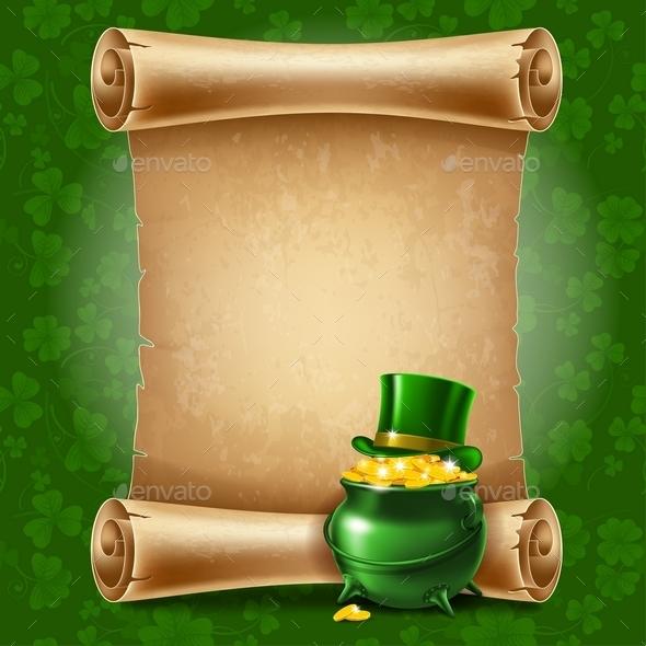 St.Patrick's Day Background