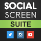 Social Screen Suite - Twitter, Instagram and Youtube combined! - CodeCanyon Item for Sale