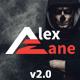 Alex Zane - Photography Portfolio - ThemeForest Item for Sale