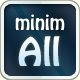 minimAll Landing Page - ThemeForest Item for Sale