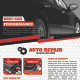 Automobile Flyer Template - GraphicRiver Item for Sale