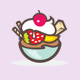 Ice Cream Bistro - GraphicRiver Item for Sale